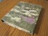Water lilies codex bound book