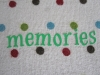 Memories book cover