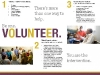 Volunteer brochure (inside) for Health Intervention Services, 2011.