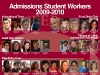 Calvin Admissions Student Workers Poster, InDesign, 2010