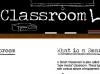 Smart Classrooms Lookup Mockup, Photoshop, 2008