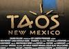 Taos, New Mexico Interim Poster, Photoshop, 2010