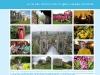 Semester in Britain Book - York Spread (Page 2), InDesign, 2010