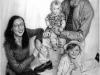 Adema Family Portrait, graphite, 2008
