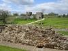 Vindolanda, Hadrian\'s Wall, England