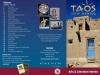 Taos brochure, outside, 2009