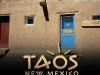 Taos poster, 2009