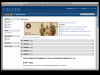 Calvin College Latin Online student view - Moodle