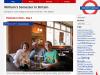 Semester in Britain blog website