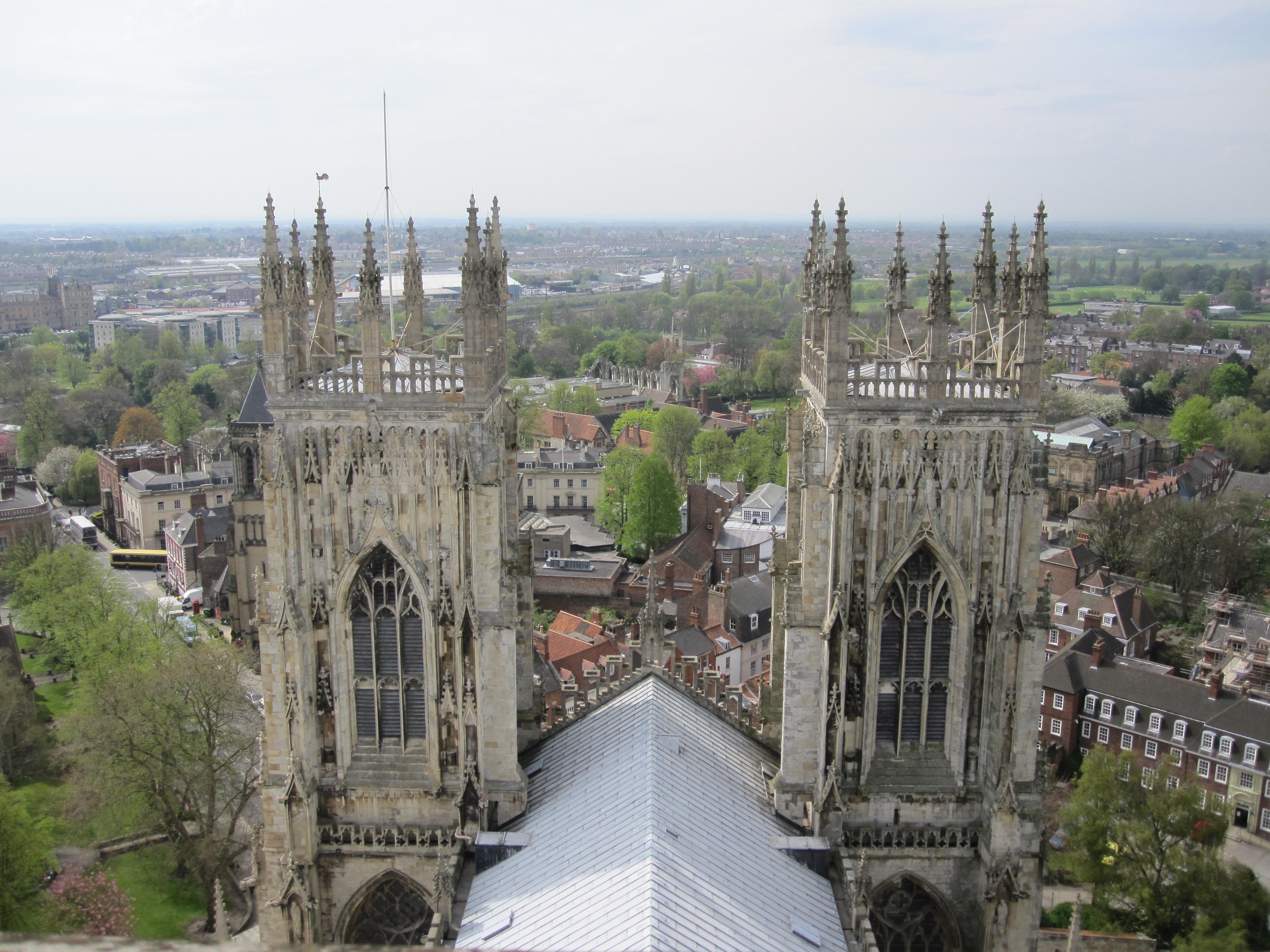 York Minster, York, England, United Kingdom