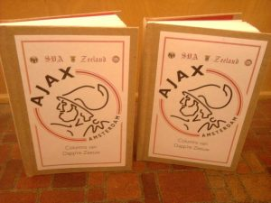 SVA Zeeland Ajax Books - Columns of Dapp're Zeeuw