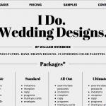 I Do. Wedding Designs.