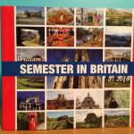 William's Semester in Britain 2010 book