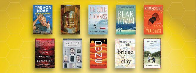 Top 10 Books I Read in 2019
